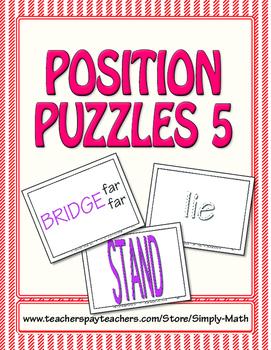 Position Puzzles #5