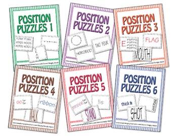 Position Puzzles ♥BUNDLE♥