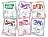 Position Puzzles ♥ BUNDLE ♥