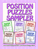 Position Puzzles Sampler ★ FREEBIE ★