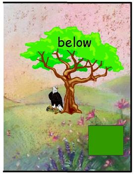 Position Words (Above-Below)