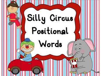 Position Words Mimio Circus Fun