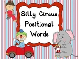 Position Words PowerPoint Circus Fun