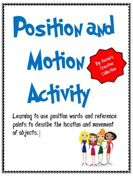 Position and Motion Activity