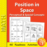 Position in Space (Perceptual & Spatial Concepts)