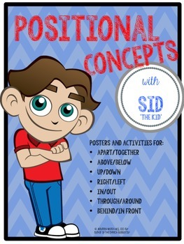 Positional Concepts with Sid The Kid