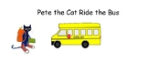 Positional Direction with Pete the Cat