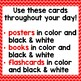 Positional Word Cards for Preschool & Special Education