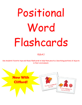 Positional Words Clifford