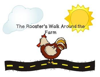 Positional Word Walk Around the Farm
