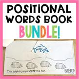 Positional Words Book Bundle!