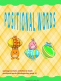 Positional Words Distance Learning