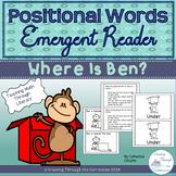 Positional Words Emergent Reader