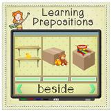 Kindergarten Positional Words Game | Interactive Whiteboar