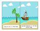 Jake the Pirate Positional Words Interactive Book