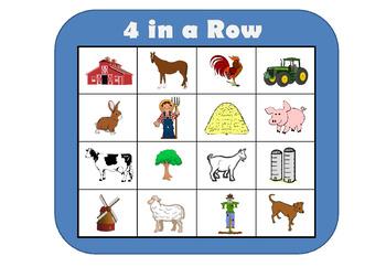 Positional Words - Maths Activities