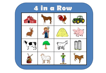 Positional Words - Maths Activities