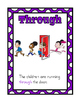 Positional Words Posters & Puzzles