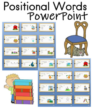 Positional Words PowerPoint