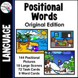 Preposition Activities (Positional Words)