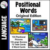 Preposition Activities (Positional Words)