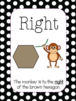 Positional Words Set