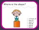 Positional Words Teacher Slides (Kindergarten, K.G.1)