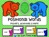 Positional Words--We're Going on a Bear Hunt