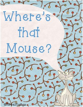 Positional Words -  Where's That Mouse?