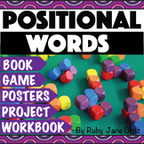 Positional Words and Following Directions
