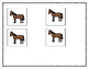Positional Words with Farm Animals Set of Books
