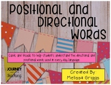 Positional and Directional Words