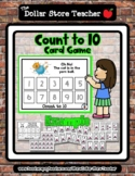 Positional for 'In' - Count to 10 Card Game  *s