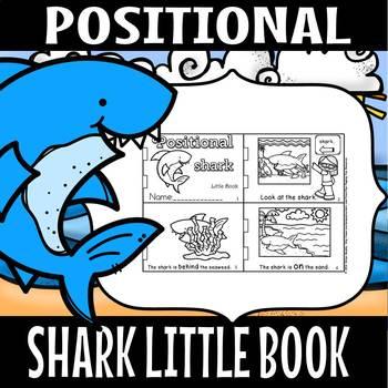 Positional shark little book