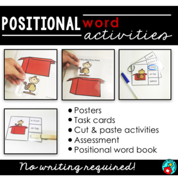 Positional words and concepts