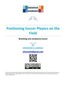 Positioning Soccer Players on the Field