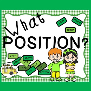 Position & Positional Words