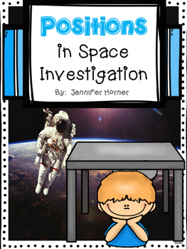 Positions in Space Investigation