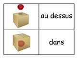 Positions - sciences