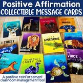 Positive Affirmation Cards & Growth Mindset Brag Tags *Build Self-Esteem