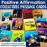 Positive Affirmation, Growth Mindset & Self-Esteem Collectible Message Cards