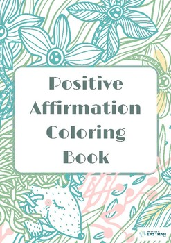 Positive Affirmation Coloring Book