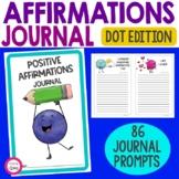 Positive Affirmation Journal- Dot Edition | Student Journa