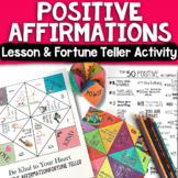 4 Positive Affirmation & Self-Esteem Fortune Tellers/Cooti