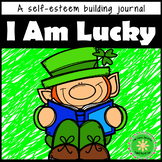 Positive Affirmation & Self Esteem Journal (St. Patrick's Day)