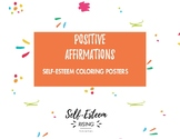 Positive Affirmations Coloring Pages