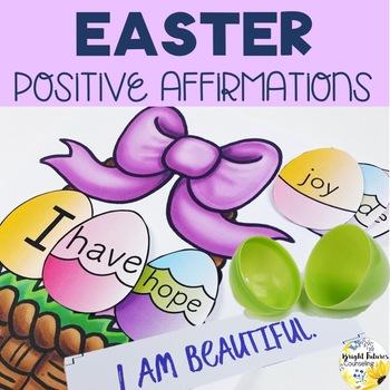 Positive Affirmations - Easter & Springtime