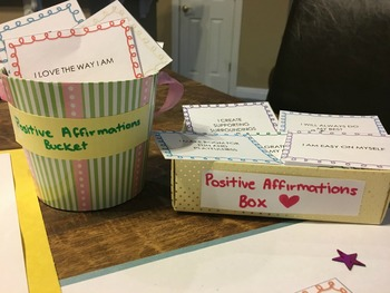 Positive Affirmations Project