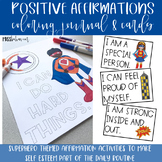 Positive Affirmations | Positive Self Talk | Super Heroes