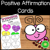 Positive Affirmations Cards Heart Edition